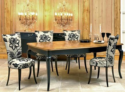 Meubles perrimond magasin de meubles mougins - Autour de la table ...